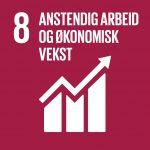 FNs bærekraftmål 8: Anstendig arbeid og økonomisk vekst